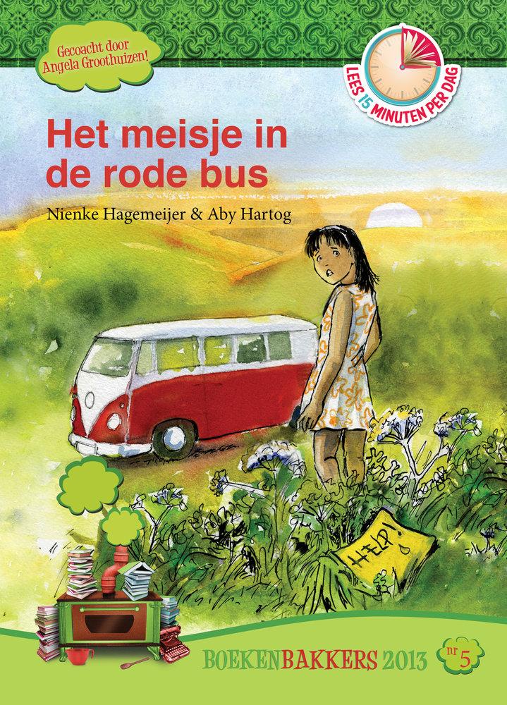 kaft rode bus