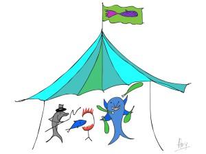 circusvissen jpg
