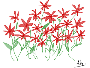 bloemenwoesdag 13-5-15