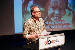 Marco presenteert de 10e Middag van Het Kinderboek