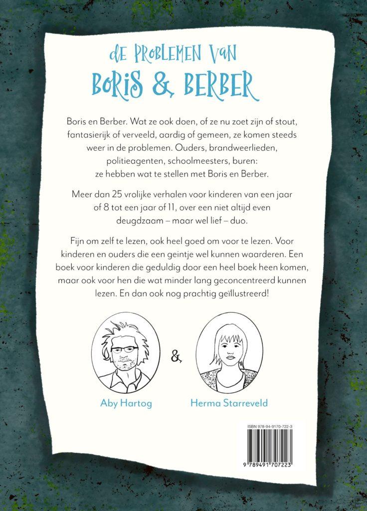 Boris & Berber rug